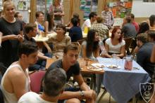 2015-ben végzett diákjaink fogadása