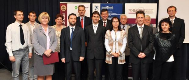 Pro Progressio díj 2015