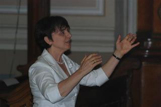 KÓTA Életmű - díj Réger Monika tanárnőnek
