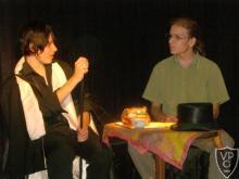 Dorian Gray előadás 2009.